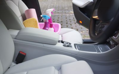 Tips to clean the Interior of Your Car