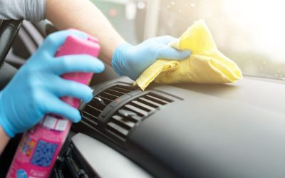 How To Clean and Disinfect Your Car?