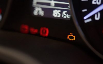 Reasons Your Check Engine Light is On